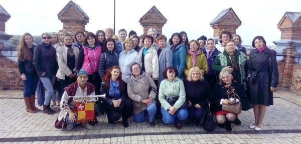 Екскурсія до міста Луцьк