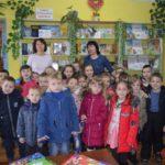 Екскурсія до бібліотеки вихованців Олександрійського ДНЗ
